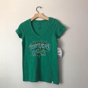 47 brand graphic t-shirt Tortugas Daytona